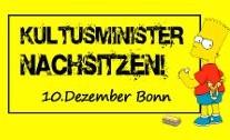 Bildungsstreik zu Gast in Bonn