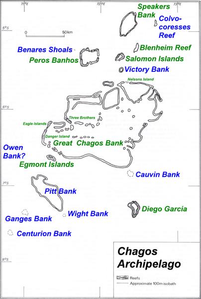 Chagos Archipel