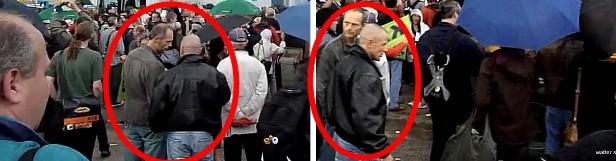 Stuttgart 21: Eingesetzter Zivilpolizist und Kollege