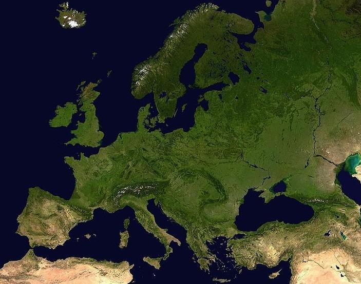 DAS ist Europa
