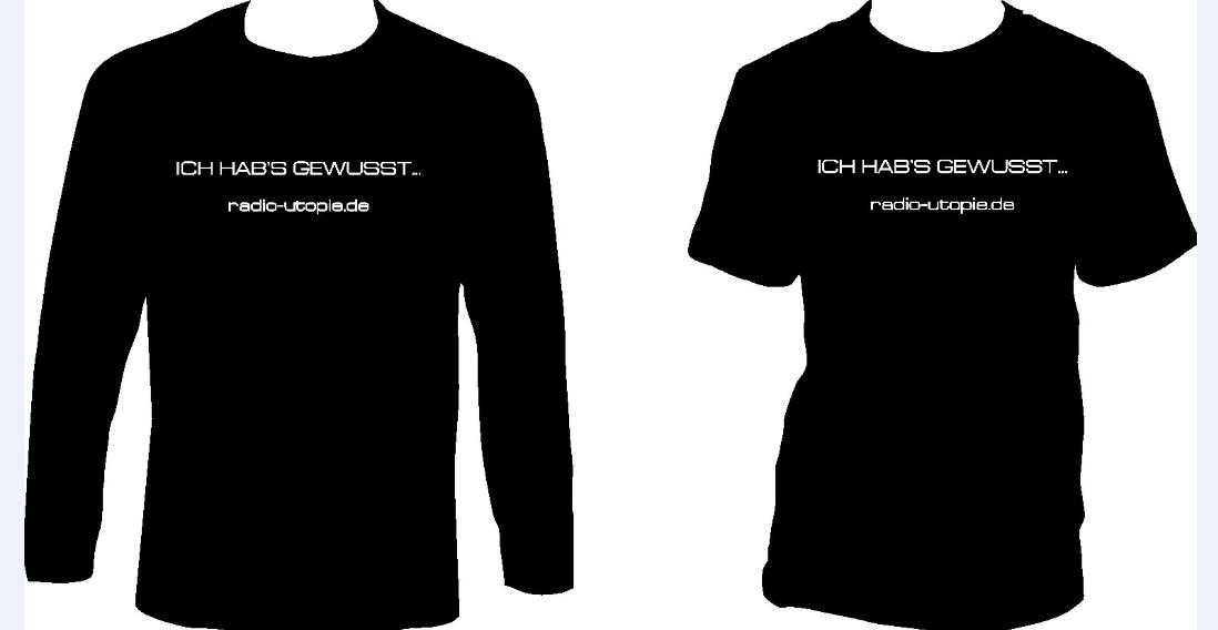 Radio Utopie - Ihre T-Shirts