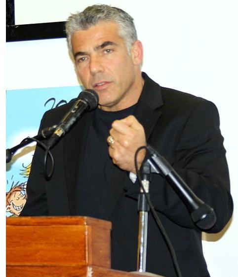 Yair Lapid - kennen Sie den schon?