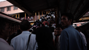 THE VISITOR - Mumbai