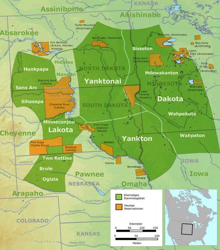 siouxgebiet