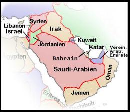 Arabische Halbinsel