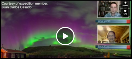 Aurora Borealis 17. März 2015
