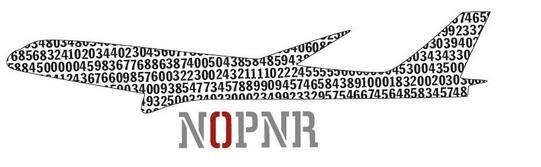 #NoPNR Aktionstag gegen europaweite Vorratsdatenspeicherung von Passagierdaten, 11.04.2015