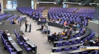 5.November 2015: Bundestag verlängert Terrorgesetze bis 2021
