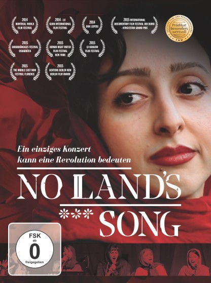 DVD Cover zu NO LAND´S SONG